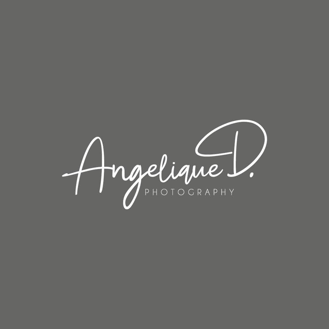 Angelique D Photography Logo - Hellomaya