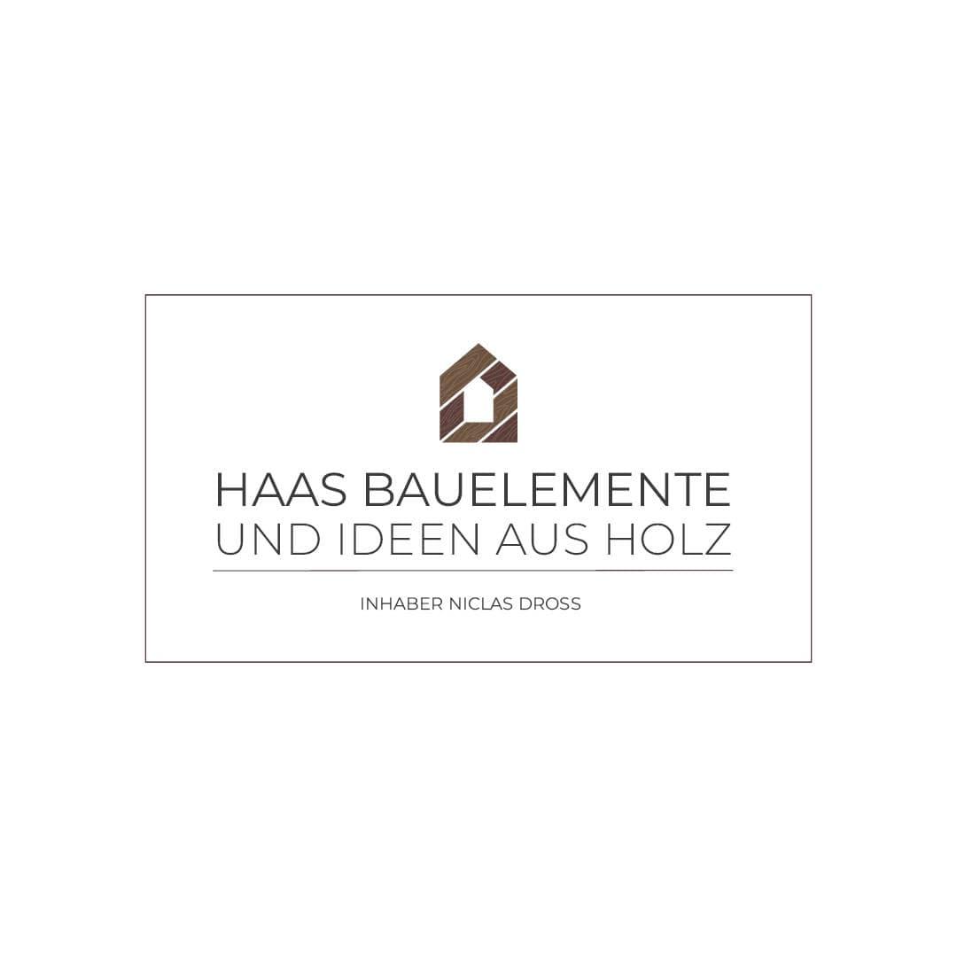 Haas Bauelemente Logo - Hellomaya